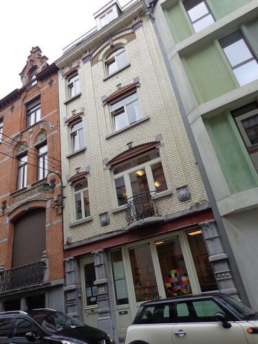 Rue Terre-Neuve 15A-15B, 2015