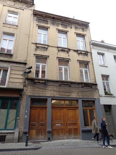 Rue d'Alost 8-10, 2015