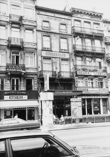 Boulevard Anspach 79, 1979