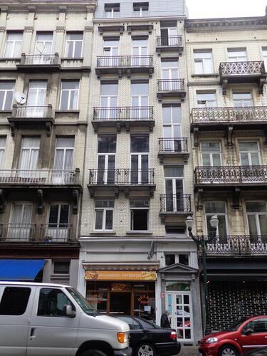 Rue Antoine Dansaert 163-165, 2015
