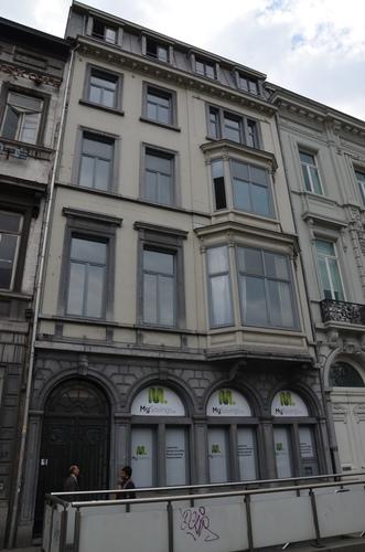 Boulevard d'Anvers 38-39, 2015