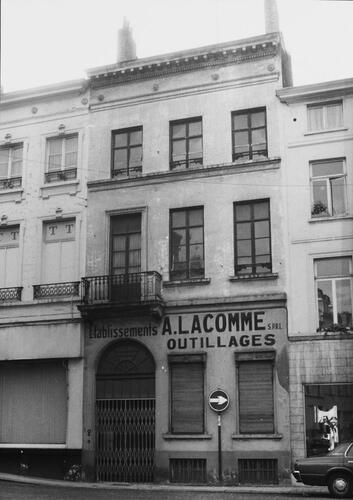 rue du Béguinage 2, 1978