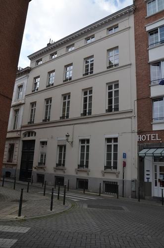 Rue du Béguinage 36, 2015