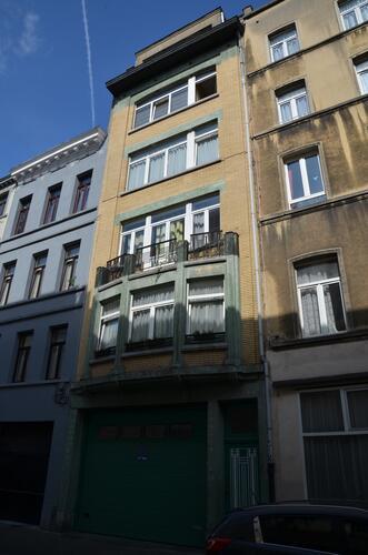 Rue Bodeghem 39-41, 2015