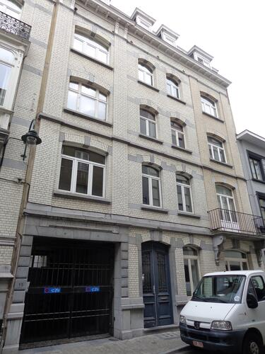 Rue du Boulet 13, 15, 2015