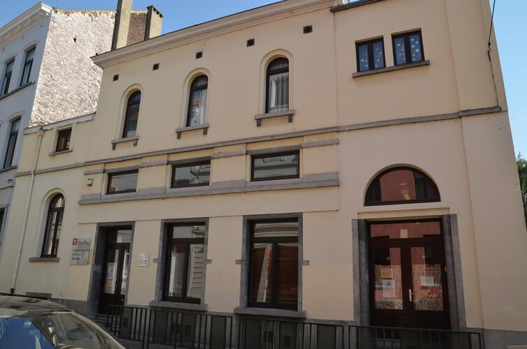 Rue de la Buanderie 31-33-35, 2015