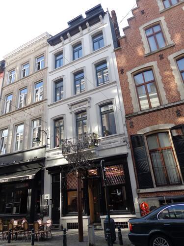 Rue des Chartreux 34-36, 2015