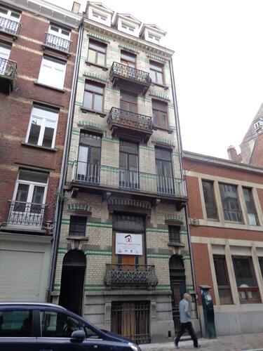 Rue de la Clé 12-14, 2015