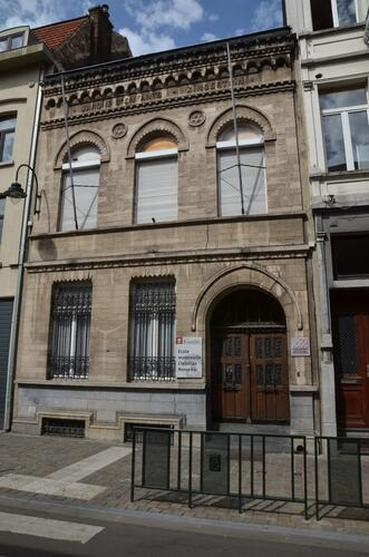 Rue de Cureghem 65, 2015