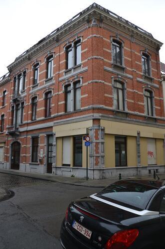 Rue de l'Epargne 1-3, 2015