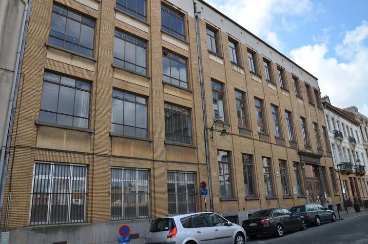 Rue des Fabriques 54, 2015