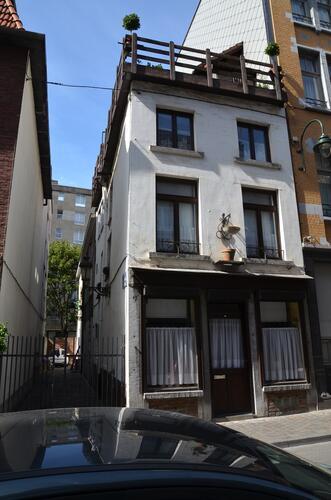 Rue des Vierges 31, Impasse de la Ferraille 1, 2015