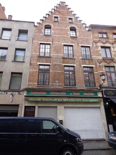 Rue de Flandre 22-24, 2015