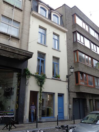 Rue de Flandre 83, 2015