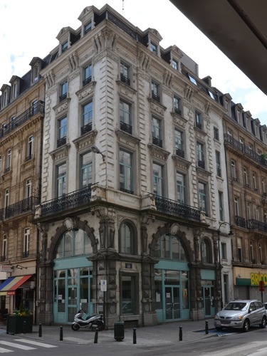 Rue Grétry 1, 2015