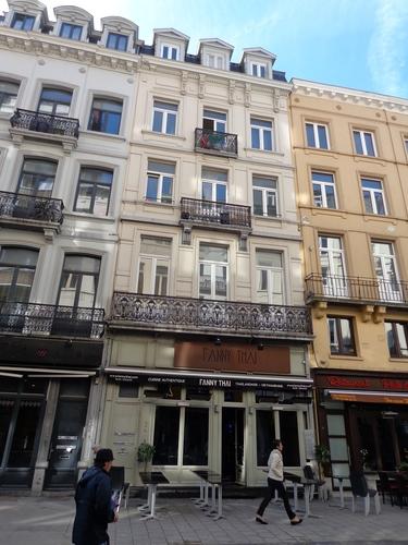Rue Jules Van Praet 34-36, 2015