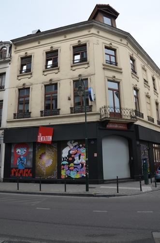 Rue de Laeken 28, 2015