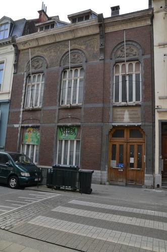 Rue Locquenghien 16, 2015