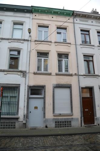 Rue du Pélican 20, 2015