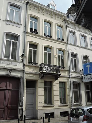 Rue Saint-Christophe 24, 2015
