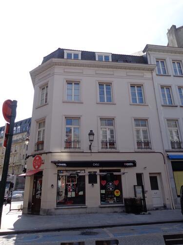 Place Saint-Géry 28, 2015
