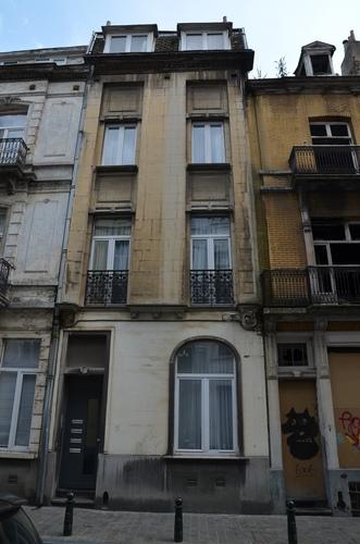 Rue Van Gaver 9, 2015