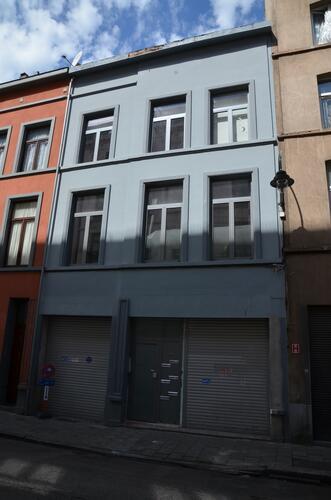 Rue du Vautour 49-51, 2015