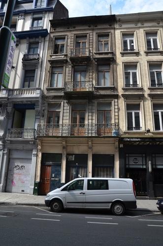 Rue de la Vierge Noire 6-8, 2015