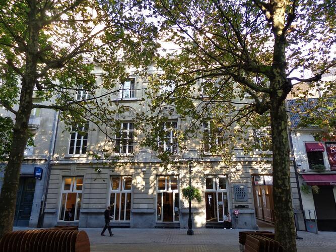 Rue du Vieux Marché aux Grains 5, 2015