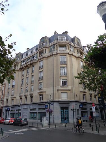 Rue du Vieux Marché aux Grains 7-9-11, 2015