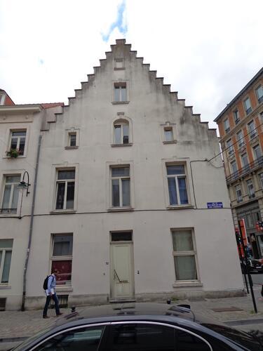 Rue du Vieux Marché aux Grains 52, 2015