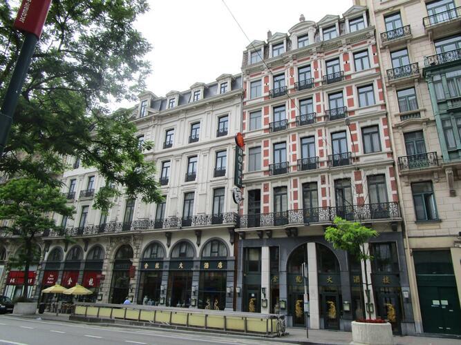 Boulevard Adolphe Max 146-148-150-152-154-156-158-160, 2015