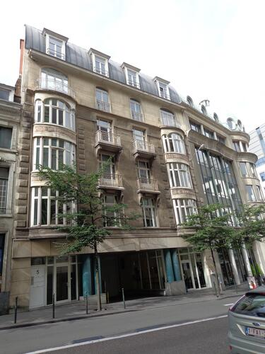 Rue d'Assaut 1-3-5-7-7A-7B-7C-7D, 2015