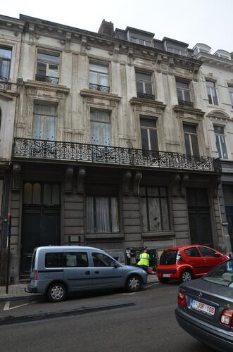 Rue de l'Association 14, 16, 2015
