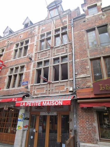 Rue des Bouchers 19, 2015
