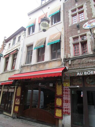 Rue des Bouchers 30, 2015