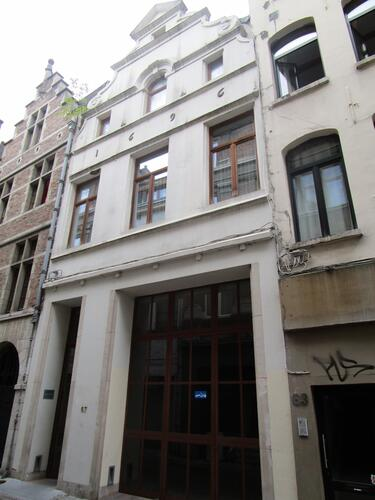 Beenhouwersstraat 67, 2015