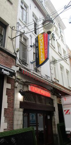 Rue des Bouchers 4, 2015