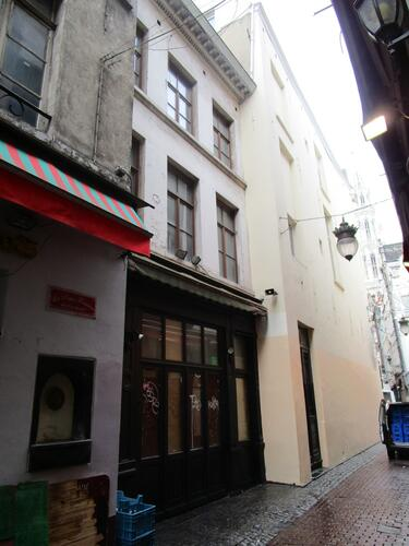 Petite rue des Bouchers 3A, 2015