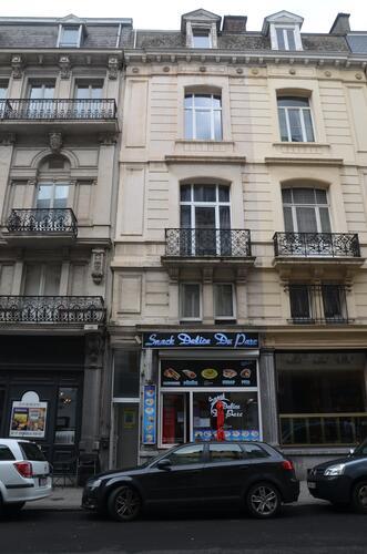 Rue de la Croix de Fer 8, 2015