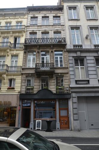 Rue de la Croix de Fer 41-43, 2015