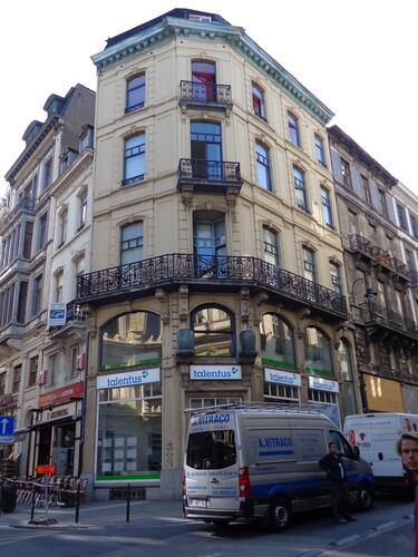 Rue d'Arenberg 2, 2015