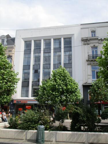Place De Brouckère 9-11-13, 2015