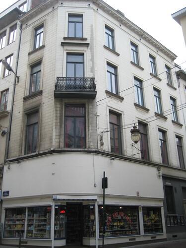 Rue de l'Ecuyer 55, 2015