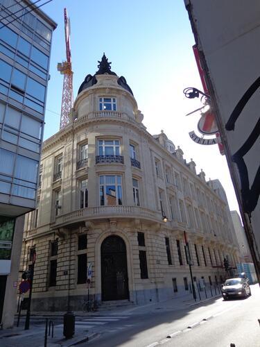 Rue du Fossé aux Loups 44-46, 2015