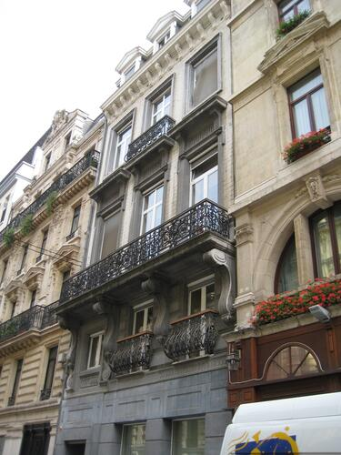 Rue Grétry 26, 2015