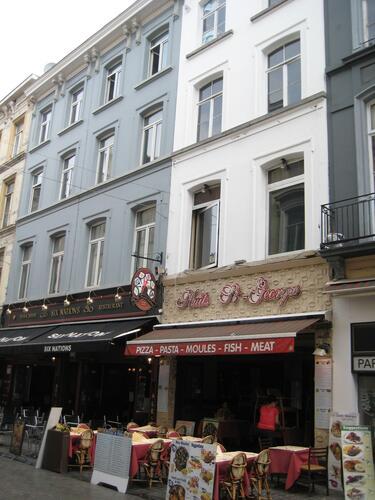 Rue Grétry 48-50-52, 2015
