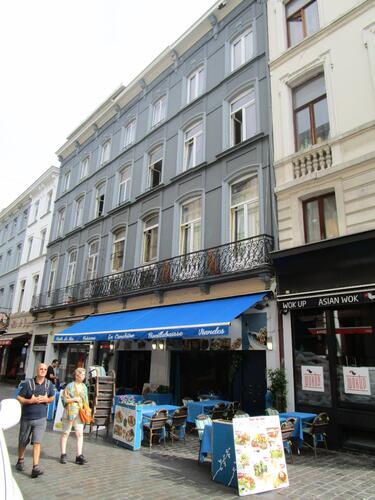 Rue Grétry 54-56-58-60, 2015