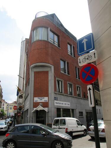 Rue de Malines 19, 2015