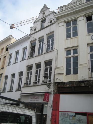 Rue du Marché aux Herbes 34, 2015